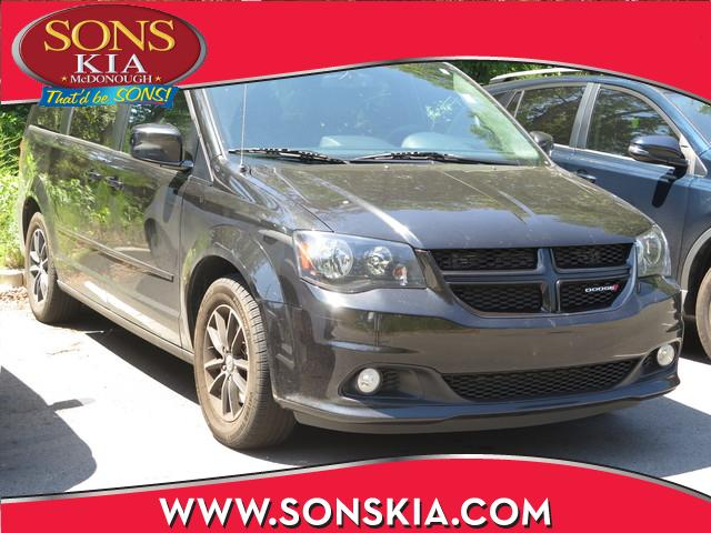 Pre-Owned 2017 Dodge Grand Caravan