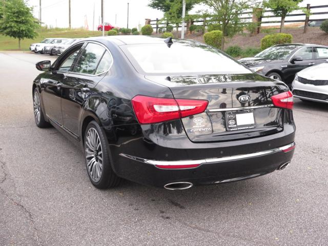 Certified Pre-Owned 2015 Kia Cadenza Limited