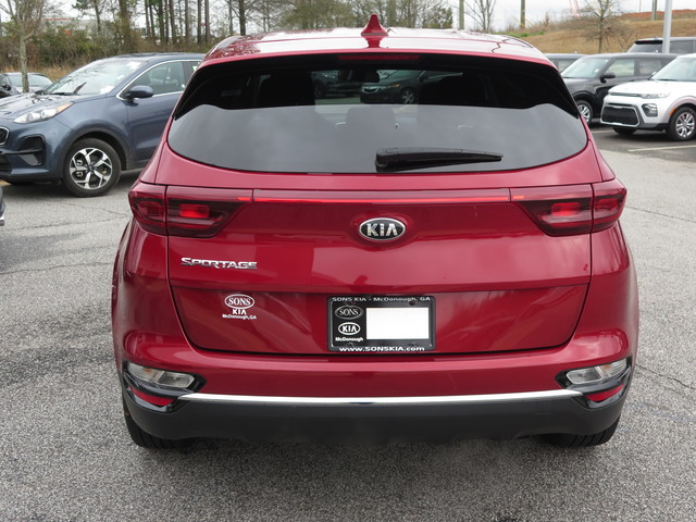 Certified Pre-Owned 2020 Kia Sportage LX