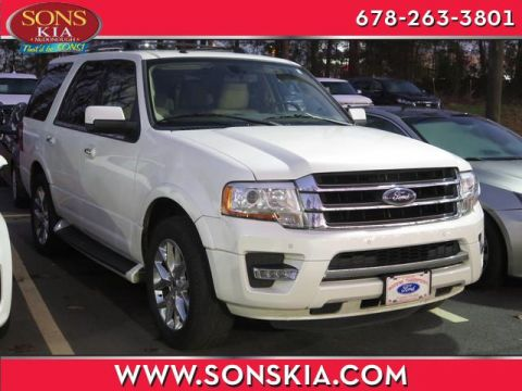 Pre-Owned 2017 Ford Expedition RWD SUV