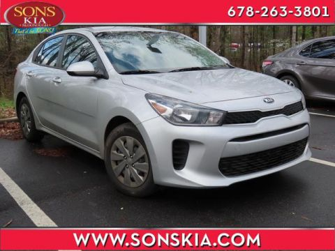 Certified Pre-Owned 2019 Kia Rio