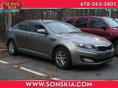Pre-Owned 2013 Kia Optima FWD 4dr Car