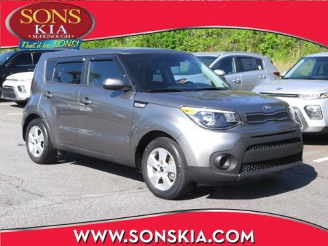 Certified Pre-Owned 2019 Kia Soul Base FWD 4dr Car