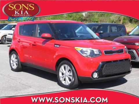 Certified Pre-Owned 2016 Kia Soul + FWD 4dr Car