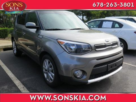 Certified Pre-Owned 2018 Kia Soul FWD 4dr Car